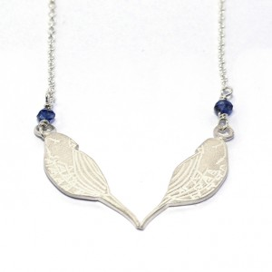 Dancing Birds Necklace